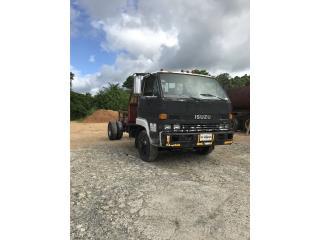 Camión Isuzu del 1989 , Isuzu Puerto Rico