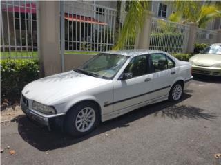 BMW 328I 1998 BLANCO, BMW Puerto Rico