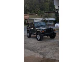 Jeep tj 6 en linea, Jeep Puerto Rico