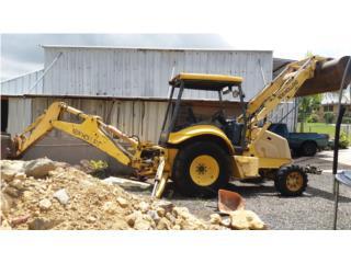 Digger New Holland 2000, Equipo Construccion Puerto Rico
