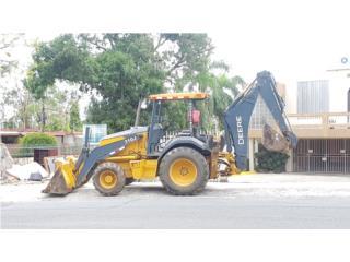 Jhon deere 4x4 2004 o se negocea por miniexc., Equipo Construccion Puerto Rico