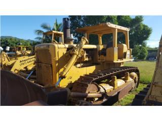 Cat D8-H, Equipo Construccion Puerto Rico