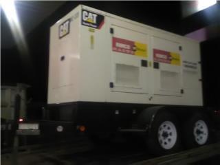 Generador caterpillar xq-60, Equipo Construccion Puerto Rico