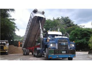 mack, Equipo Construccion Puerto Rico