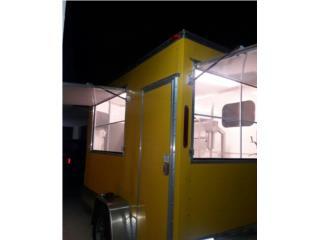 Trailer amarillo 6 x 10 de aluminio $9,000, Trailers - Otros Puerto Rico