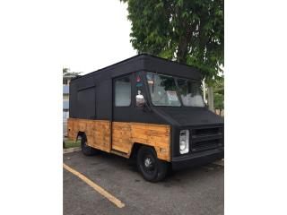 Rustic Food Truck, Chevrolet Puerto Rico