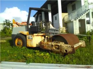 Ingersoll rand sd-70 , Equipo Construccion Puerto Rico