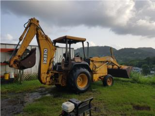 Digger Jonh Deere 310E 4x2, Equipo Construccion Puerto Rico