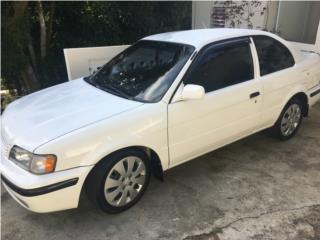 Toyota Tercel 1999 $2500 std aire , Toyota Puerto Rico