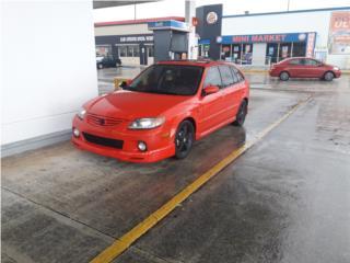 Proteye 5, Mazda Puerto Rico
