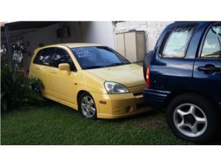 Suzuki Aerio, Suzuki Puerto Rico