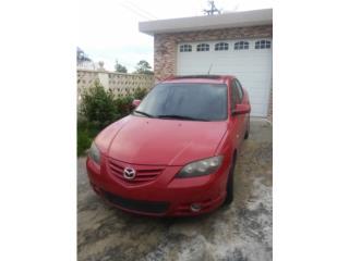 MAZDA 3 AXELA, 2.3L, Mazda Puerto Rico