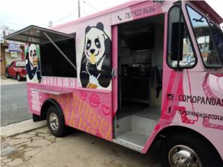 Food Truck LISTO PARA OPERAR!!!, Chevrolet Puerto Rico