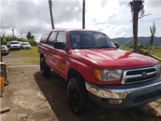 Runner , Toyota Puerto Rico