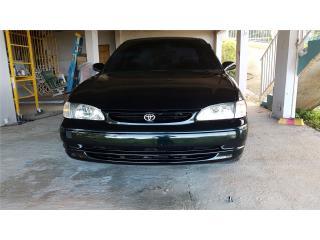 Toyota corrolla 99, Toyota Puerto Rico