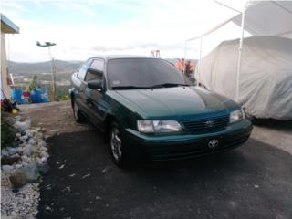 Tercel del 1999, Toyota Puerto Rico