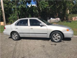 Toyota corolla 2000 aut, Toyota Puerto Rico