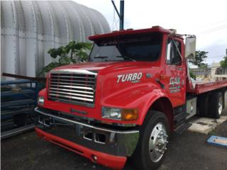 GRUA INTERNATIONAL 4700 TURBO 2000 V8, International Puerto Rico