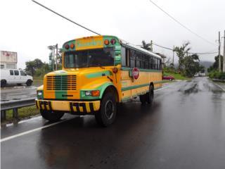 Guaguas , International Puerto Rico