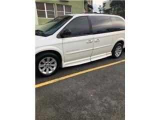 Chrysler Town and Country Mini Van 2001, Chrysler Puerto Rico