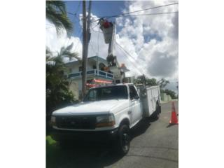 FORD 350 CANASTO 1995, Ford Puerto Rico