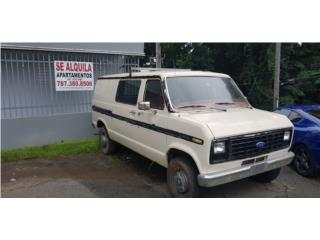 Ford van 87, Ford Puerto Rico