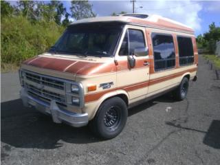 Chebrole20, Chevrolet Puerto Rico