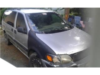 Venture 2002 , Chevrolet Puerto Rico