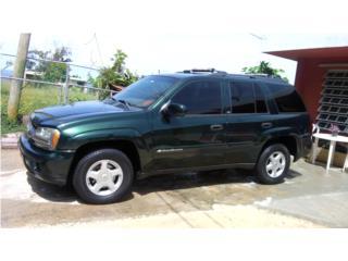 chebrolet trailers Blazers 2003, Chevrolet Puerto Rico