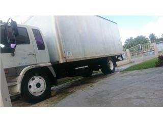 Truck Hino 1996, Hino Puerto Rico