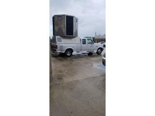 Ford 350 1995 turbo diesel, Ford Puerto Rico