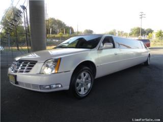 Limo Cadillac, Cadillac Puerto Rico