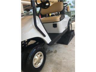 2017 EZ-GO TXT $4,500 OMO DE BATERIAS 48V, Carritos de Golf Puerto Rico