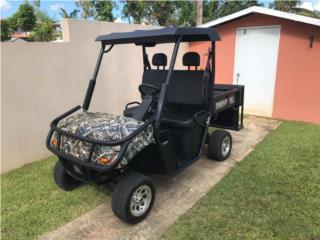 Subaru motor 250cc ATV, Carritos de Golf Puerto Rico
