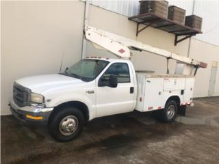 Camion Canasto Ford F350 Super Duty, Ford Puerto Rico