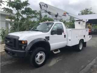 Canasto Bucket Boom Truck Altec Importado, Ford Puerto Rico