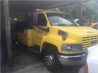 Truck gmc 2005, GMC Puerto Rico