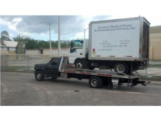 Flatbed diesel, Ford Puerto Rico