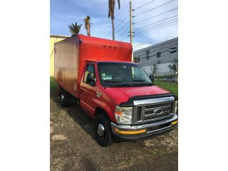 Ford E350 Super Duty Diesel, Ford Puerto Rico