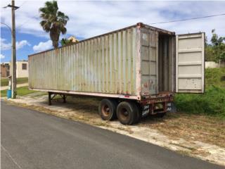 Vagón , Equipo Construccion Puerto Rico