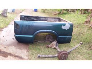 chevrolet sonoma diferencial, Chevrolet Puerto Rico