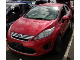 Ford Fiesta SE 2012, Ford Puerto Rico