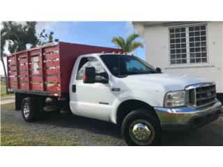 Ford 350 Diesel 7.3, Ford Puerto Rico