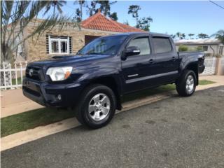 Toyota tacoma, Toyota Puerto Rico