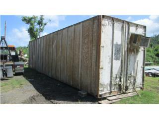 vagon de aluminio  de 45, Equipo Construccion Puerto Rico