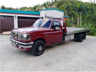 Ford F 450, Ford Puerto Rico
