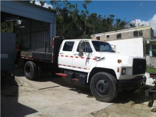 Camión Plataforma 1993, Ford Puerto Rico