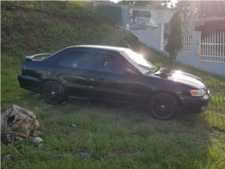 Toyota corolla, Toyota Puerto Rico