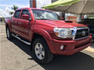 Toyota Tacoma 2011 , Toyota Puerto Rico