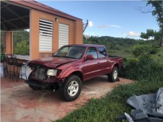 TOYOTA TACOMA 2004 DOBLE CABINA , Toyota Puerto Rico